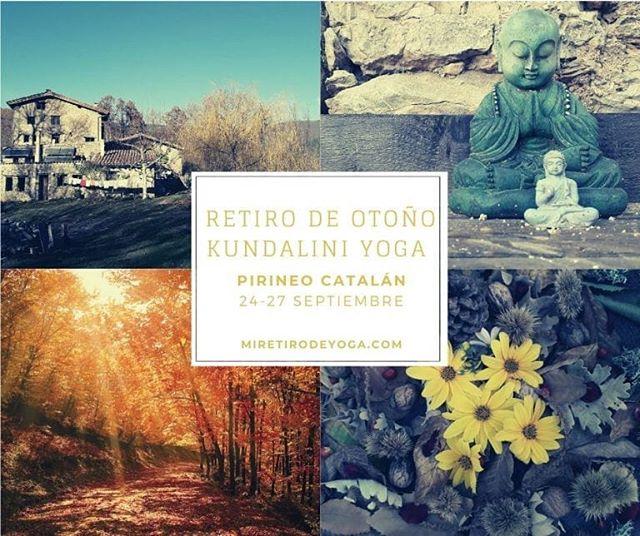 Ilusionad@s de hacer otro retiro con @akaljoti_yoga. Más detalles en nuestra web en breve.