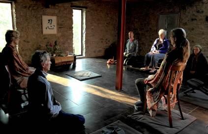 zendo meditation